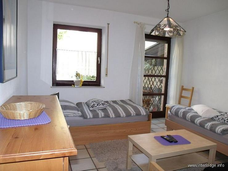 Bild 2: INTERLODGE für MONTEURE: Komplett möbliertes Apartment in Herne-Mitte mit Terrasse für ...