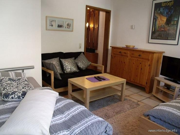 Bild 4: INTERLODGE für MONTEURE: Komplett möbliertes Apartment in Herne-Mitte mit Terrasse für ...