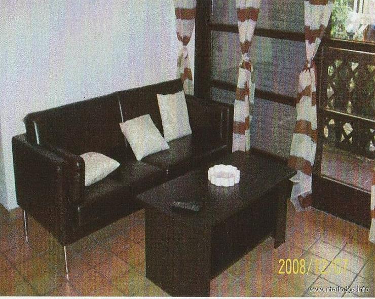 INTERLODGE für MONTEURE: Komplett möbliertes Apartment mit terrasse in Herne-Mitte für ... - Wohnen auf Zeit - Bild 1