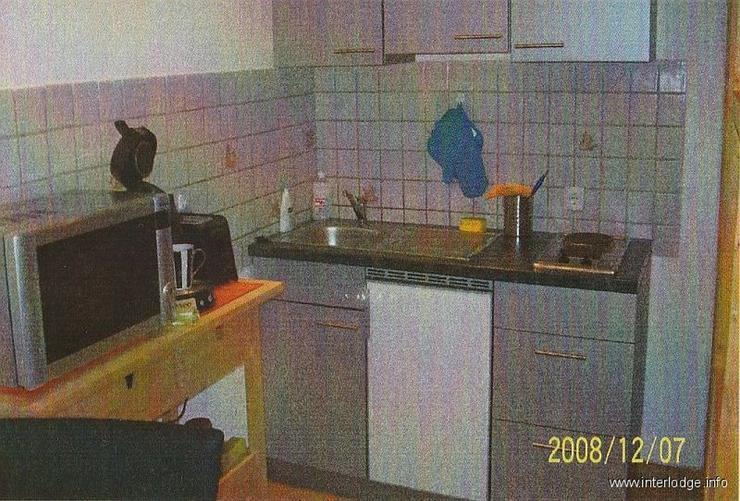 Bild 4: INTERLODGE für MONTEURE: Komplett möbliertes Apartment mit terrasse in Herne-Mitte für ...