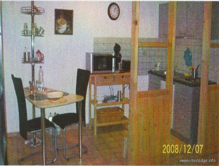 Bild 3: INTERLODGE für MONTEURE: Komplett möbliertes Apartment mit terrasse in Herne-Mitte für ...