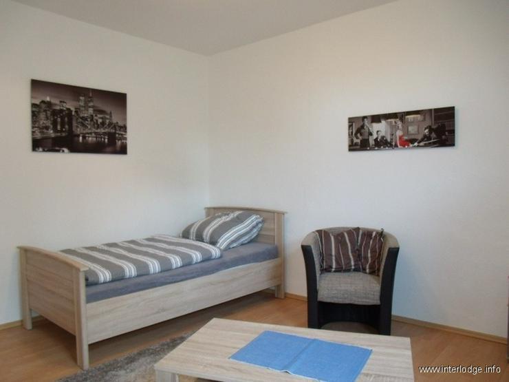 INTERLODGE für MONTEURE: Komplett möbliertes Wohnung in Herne-Mitte für 2-4 Personen - Wohnen auf Zeit - Bild 1