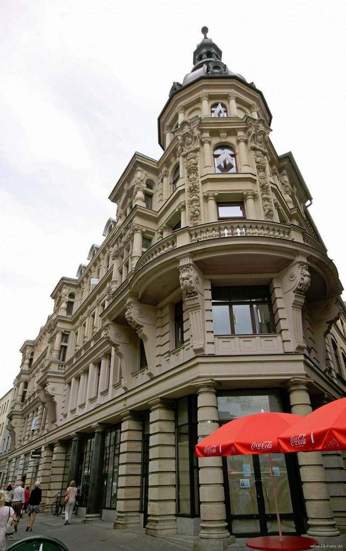 Bild 3: 5 Räume in 1A - Lage - Leipziger Straße