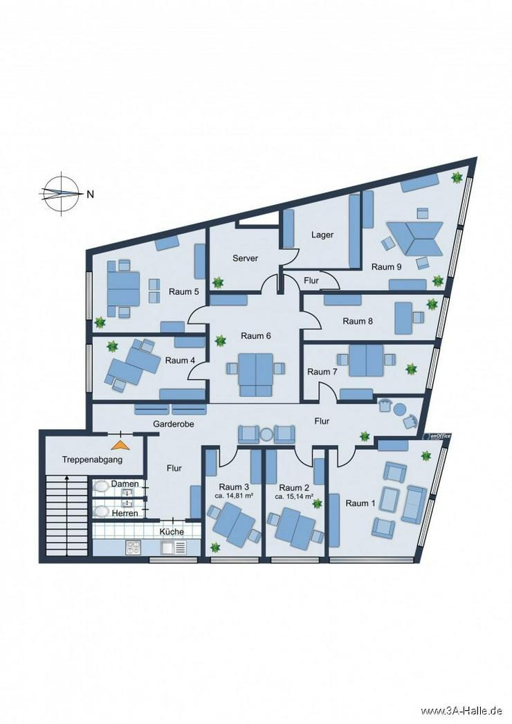 Bild 4: Attraktive Bürofläche in der Altstadt