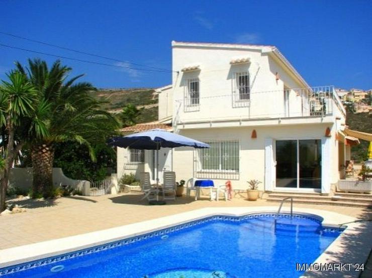 Villa mit Meerblick und Panoramablick - Bild 1