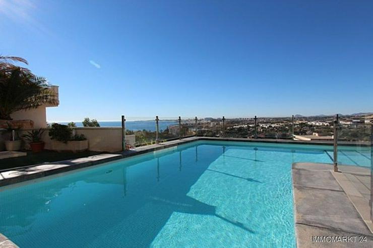 Bild 4: Moderne Designer-Villa mit einmaligem Küsten- und Meerblick