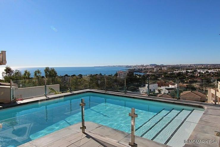 Bild 3: Moderne Designer-Villa mit einmaligem Küsten- und Meerblick