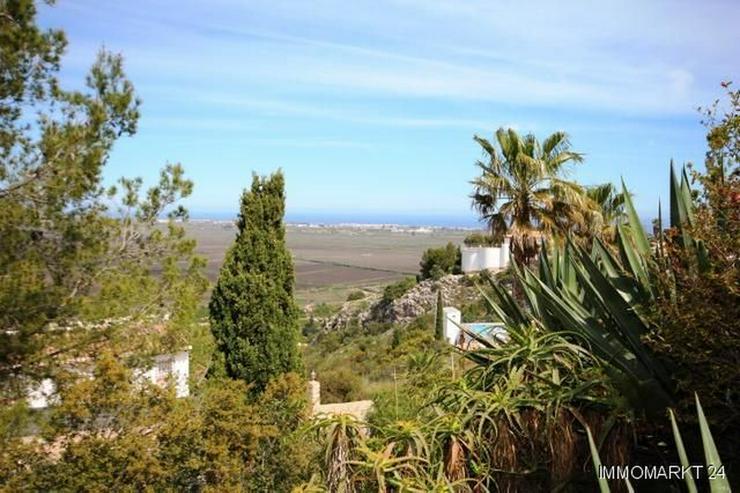 Bild 6: Sonnige Villa mit Pool und einer sensationellen Aussicht auf Berge und Meer am Monte Pego