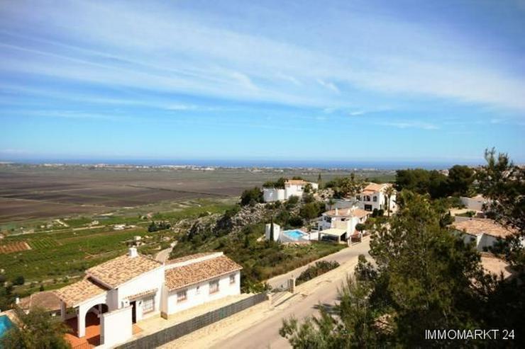 Bild 3: Sonnige Villa mit Pool und einer sensationellen Aussicht auf Berge und Meer am Monte Pego