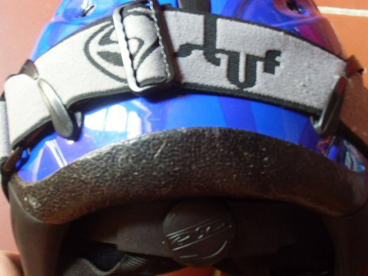 Bild 4: Kinder-Ski-/Snowboard-Helm samt Brille