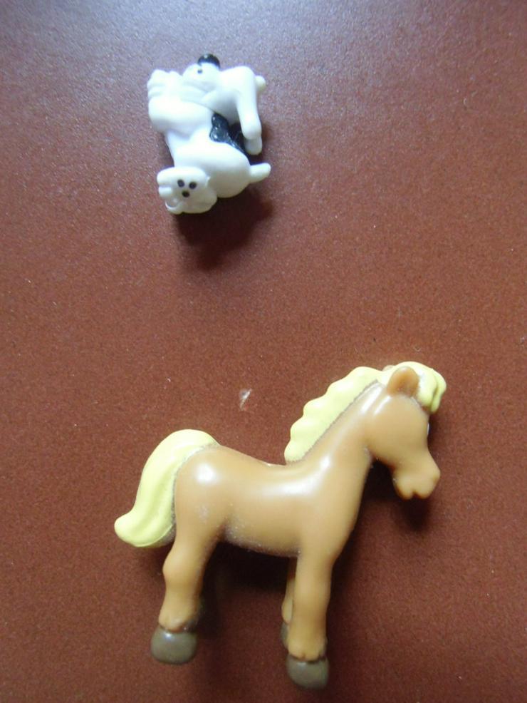 2 kleine Figürchen vom Pony Club