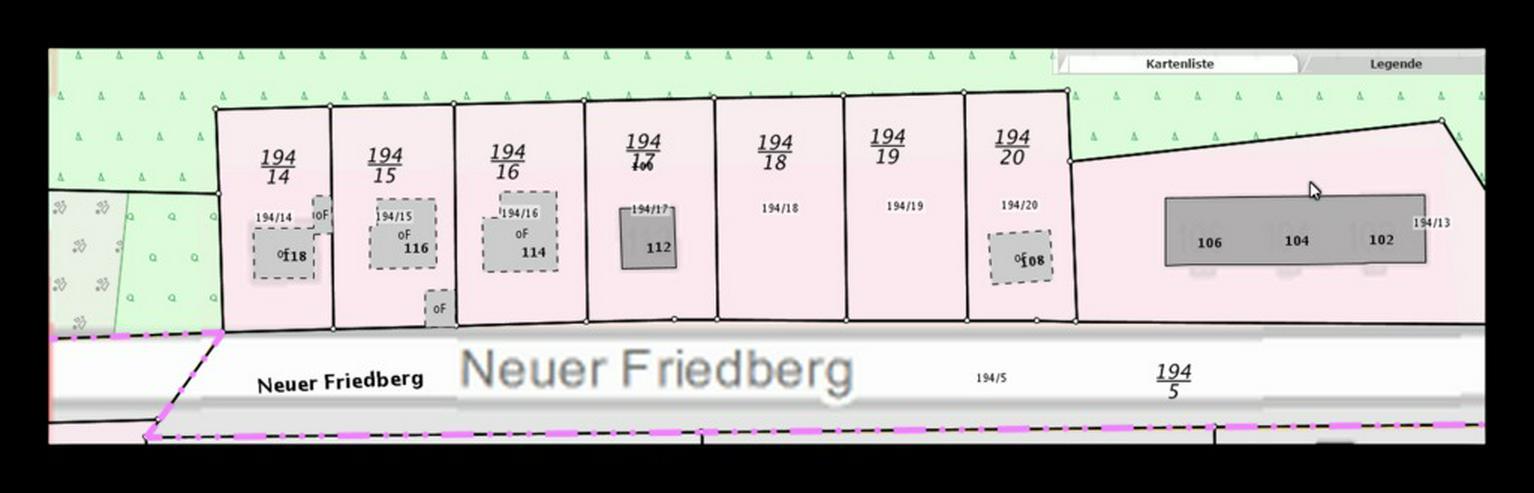 Bild 2: Zum Kauf empfohlen: Baugrundstück in ausgewählter Lage