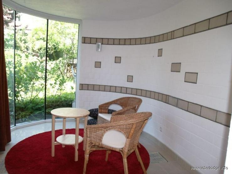 INTERLODGE Sehr ruhiges Apartment mit Terrasse in schönem Altbau mitten in Bredeney