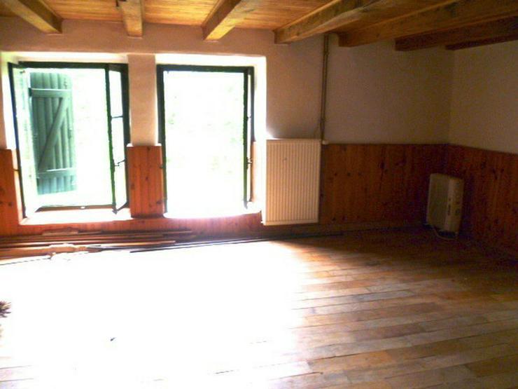 Bild 3: Elsass: Doppelhaushälfte in Allein- und Südhanglage ca. 110 m² Wohnfläche, knapp 7200 ...