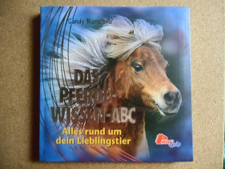 Das Pferde-Wissen-ABC
