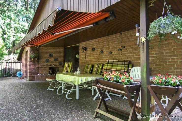 bestes grundst ck und fast alleinlage mit top gepflegtem wochenendhaus in buchholz in. Black Bedroom Furniture Sets. Home Design Ideas