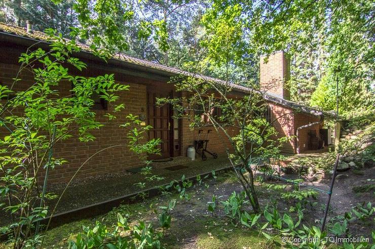 Bild 2: *** Bestes Grundstück und fast Alleinlage - mit Top gepflegtem Wochenendhaus in Buchholz!...