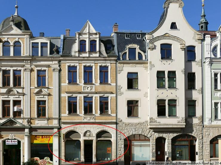 Laden-/ Bürofläche neben Steuerberatungsgesellschaft im Stadtzentrum! - Gewerbeimmobilie mieten - Bild 1