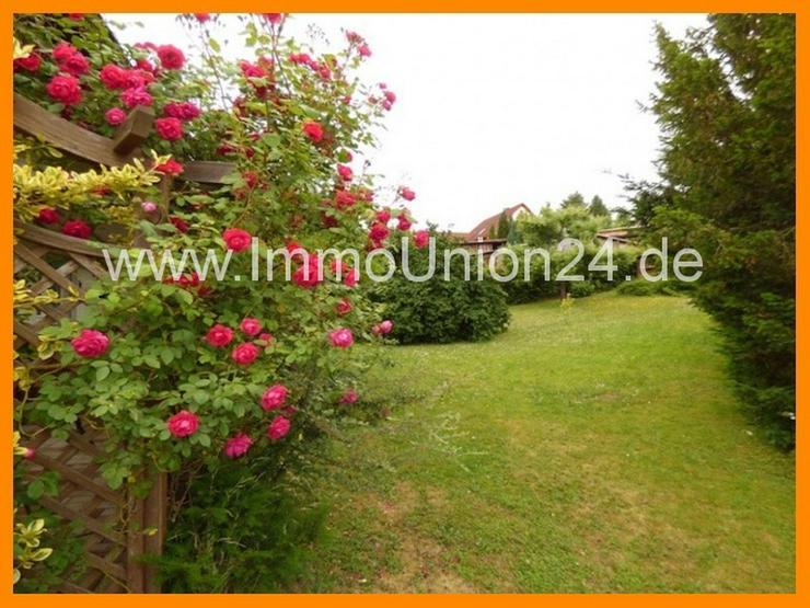 Bild 2: 1 3 2 qm mit herrlicher SONNEN- TERRASSE + ein PARADIES für GARTENFREUNDE + Hobbyraum im ...