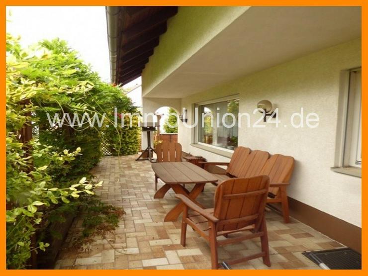 1 3 2 qm mit herrlicher SONNEN- TERRASSE + ein PARADIES für GARTENFREUNDE + Hobbyraum im ... - Wohnung kaufen - Bild 1