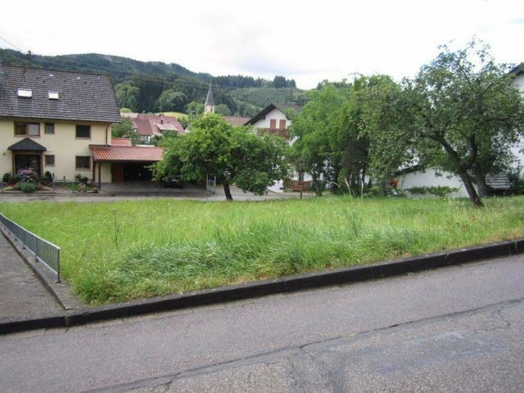 ++Schuttertal-Schweighausen++ Verwirklichen Sie den Traum vom eigenen Heim in ländlicher ... - Grundstück kaufen - Bild 1