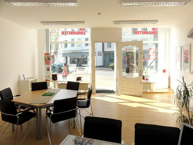 Bild 4: Büro bzw. Ladenfläche im Stadtteil Ortskern RE - Hillen (Ost) nahe der Fachhochschule