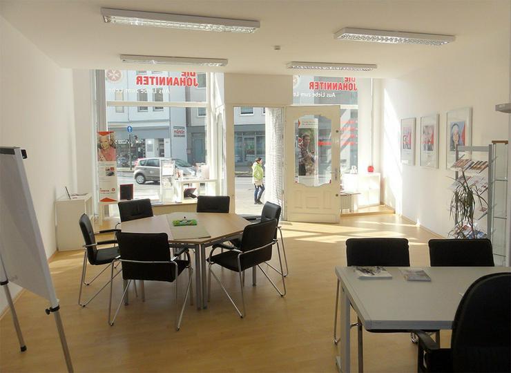 Bild 6: Büro bzw. Ladenfläche im Stadtteil Ortskern RE - Hillen (Ost) nahe der Fachhochschule
