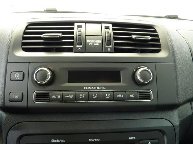 Bild 9: SKODA Fabia 1,2 TSI FRESH - Klimaautomatik; Alu; PDC; SH uvm.