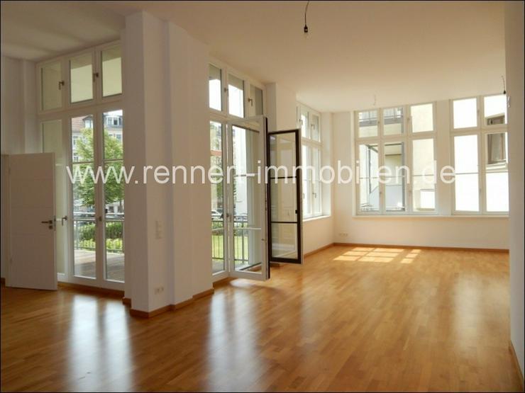 +++Hochwertige Loftwohnung mit Fußbodenheizung, Südbalkon, 2 Bädern in Zentrumsnähe+++