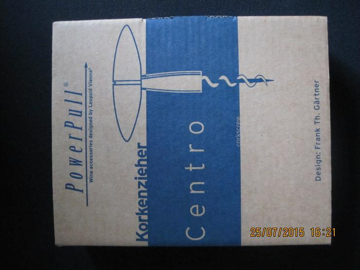 Korkenzieher Centro von PowerPull