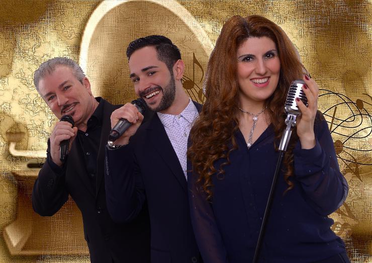 Bild 3: Italienische Musik Band