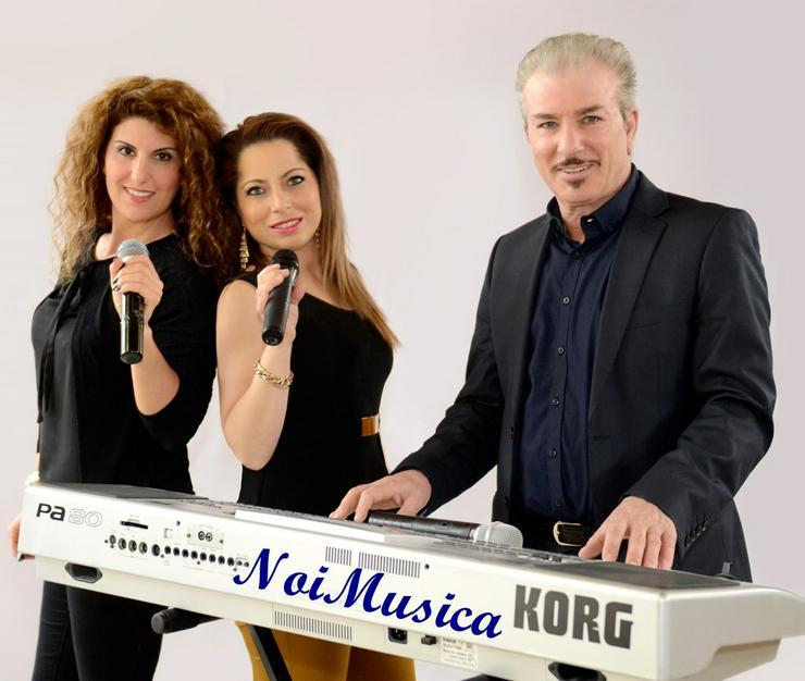 Band Italienisch Deutsche Live Musik