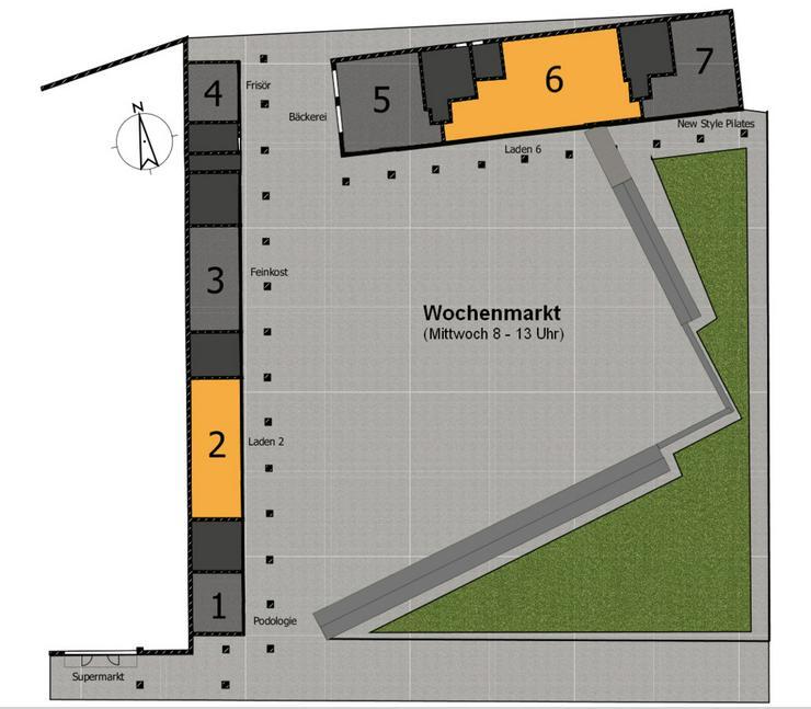Neubau & Zentral - Nur noch 2 Flächen verfügbar - MIT 360°-Rundgang - Gewerbeimmobilie mieten - Bild 13