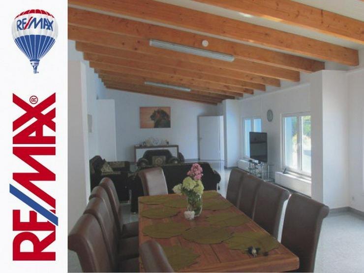 Bild 4: Gewerbehof/Baugrundstück/Wohnfläche