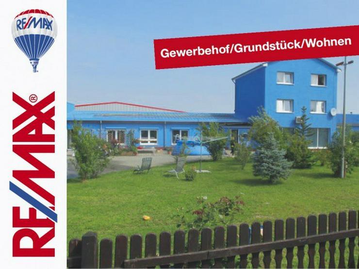 Gewerbehof/Baugrundstück/Wohnfläche - Gewerbeimmobilie kaufen - Bild 1