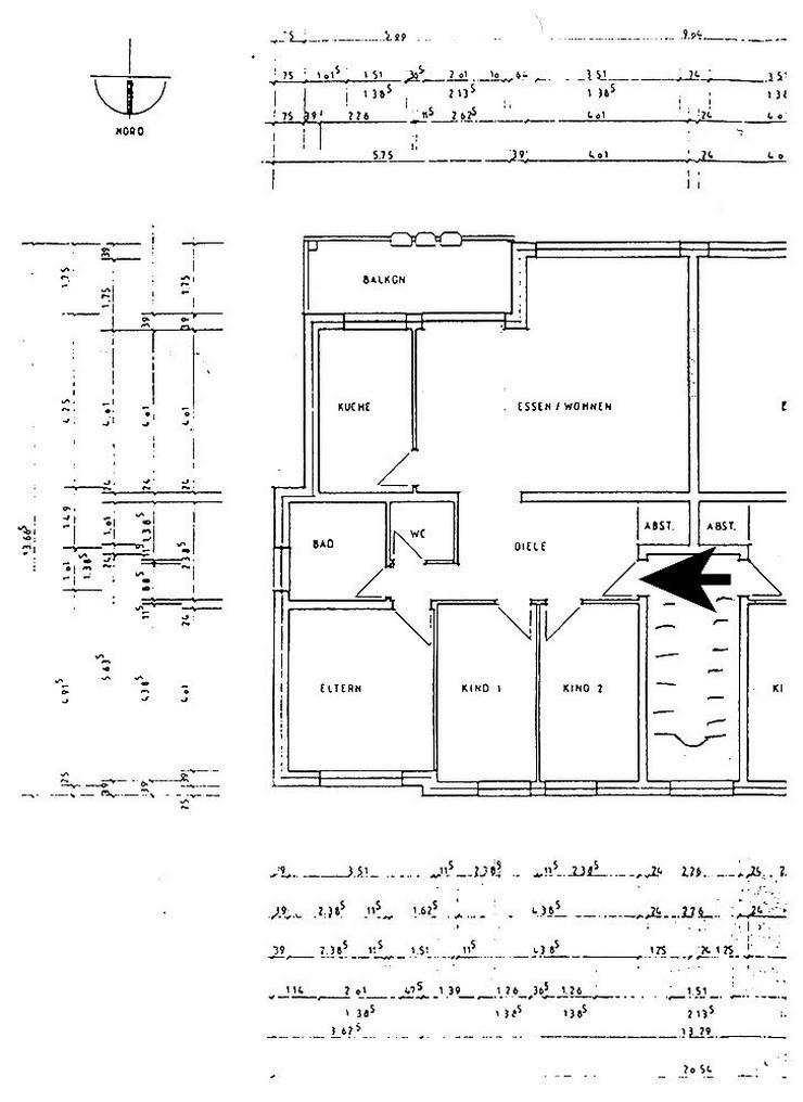 Bild 18: Gepflegte Wohnung in Recklinghausen - Hillen (Ost/Quellberg)