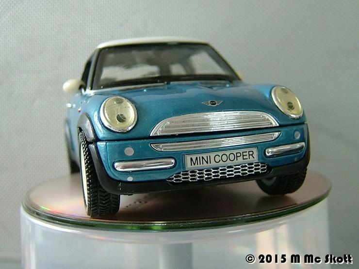 Das Männergeschenk! Mini Cooper Hard Top. SS 67