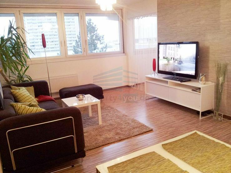 2 Zimmer Wohnung, möbliert in München-Moosach - Wohnen auf Zeit - Bild 1