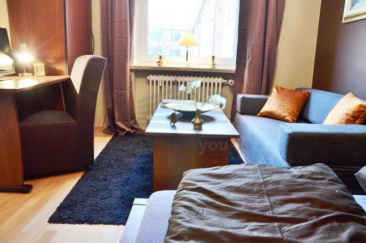 Bild 2: Möblierte 4-Zimmer Wohnung mit Top-Ausstattung in München, Schwabing