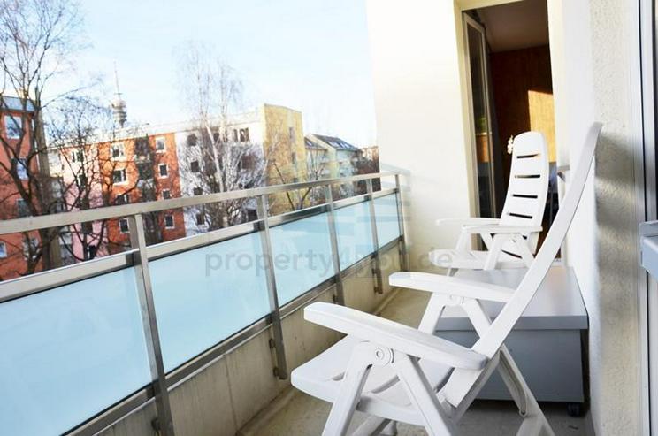Bild 6: Möblierte 4-Zimmer Wohnung mit Top-Ausstattung in München, Schwabing