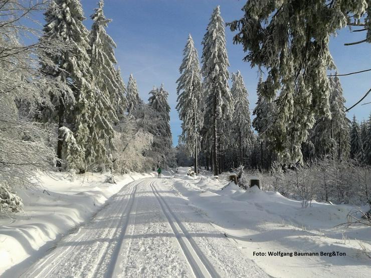23.02.2020  Langlauf-Wanderung Fichtelgebirge