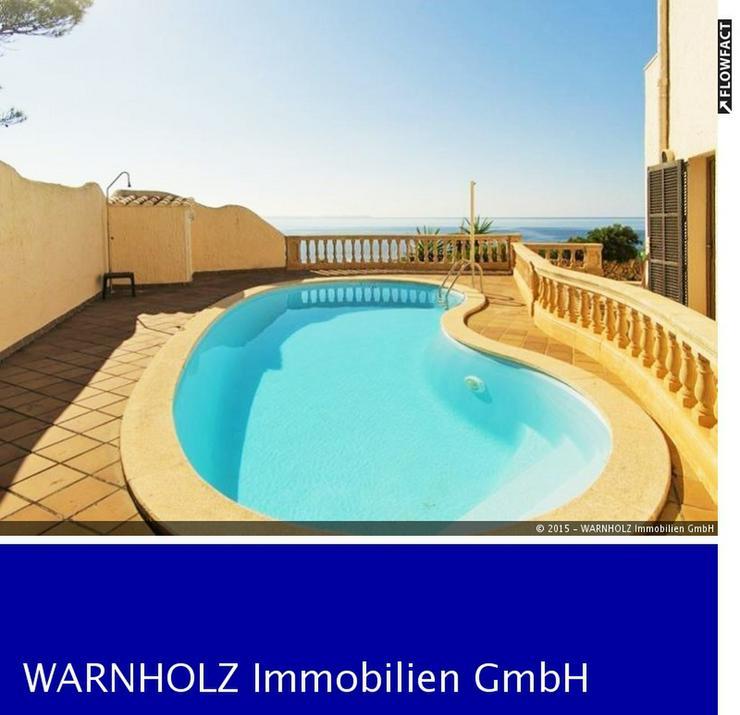 Spektakuläre Villa in - Cala Pi - Haus kaufen - Bild 1