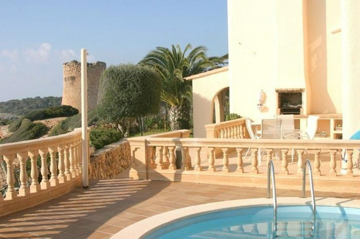 Bild 3: Spektakuläre Villa in - Cala Pi