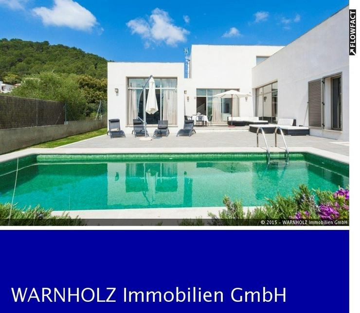 Moderne Villa in Crestatx, Pollenèa - Bild 1
