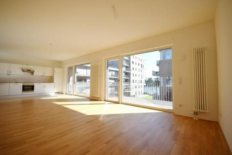 Bild 2: Erstklassige Neubau-Wohnung mit gehobener Ausstattung und maritimen Umfeld