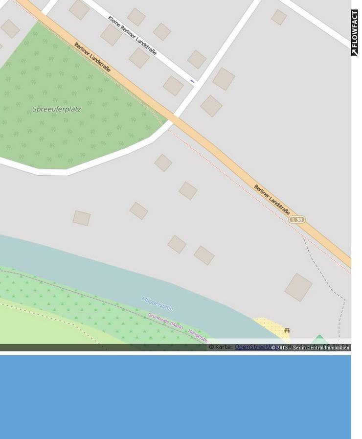 ***sehr schönes Baugrundstück in Grünheide*** - Grundstück kaufen - Bild 1