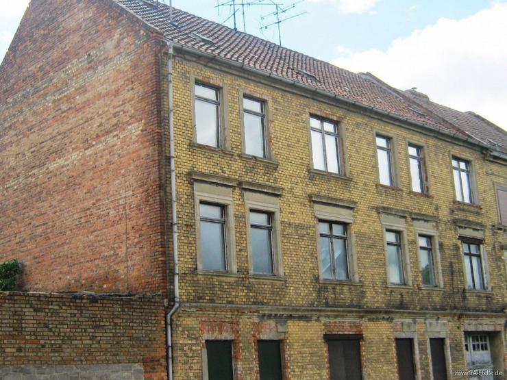 Bild 4: Sanierungsobjekt unmittelbar in der Innenstadt von Aschersleben