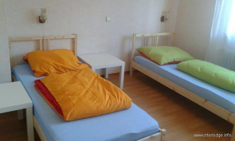 Bild 7: INTERLODGE Monteurunterkünfte: Gut ausgestattete 2 oder 3-Bett-Zi., Kochnische o. Küche,...