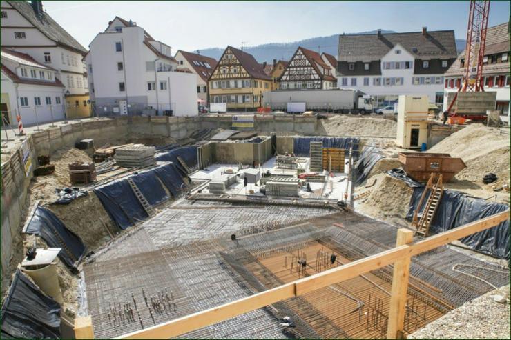 Bild 3: BEREITS 60% VERKAUFT: Moderne 3 Zimmer-Wohnung + Balkon + Tageslichtbad + großer Wohnbere...