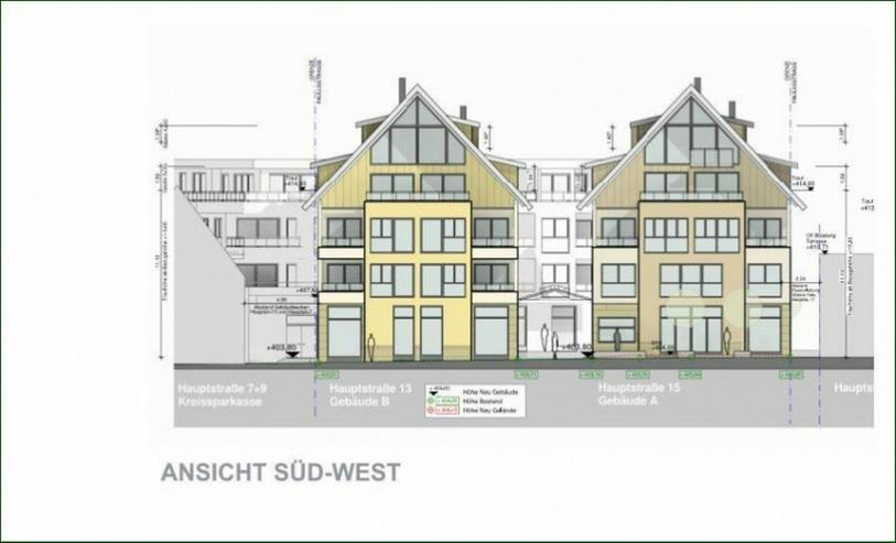 Bild 5: BEREITS 60% VERKAUFT: Moderne 3 Zimmer-Wohnung + Balkon + Tageslichtbad + großer Wohnbere...